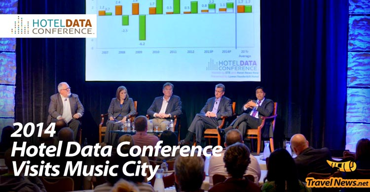 The 2014 Hotel Data Conference Visits Music City, U.S.A. from Aug. 12-14