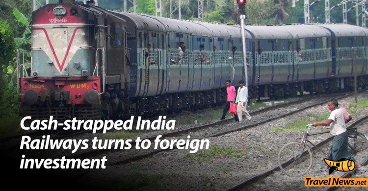 Cash-strapped India Railways turns to foreign direct investment for 2014-15 railway improvements